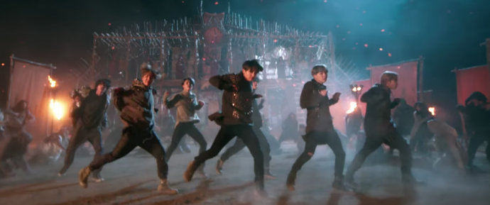 BTS lança MV cinematográfico de 'ON' e surpreende com a simbologia