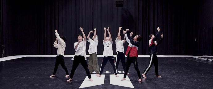 🎥 [COREOGRAFIA] 'Black Swan' Dance Practice