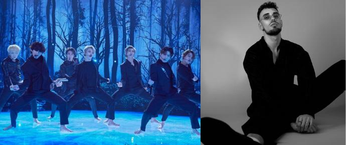 O coreógrafo brasileiro Sergio Reis conta detalhes do trabalho com o BTS em 'Black Swan'!
