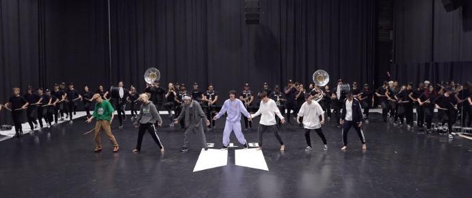 🎥 [COREOGRAFIA] 'ON' Dance Practice (versão fixa)