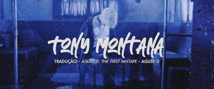[LETRA] Tony Montana (feat. Yankie) –Agust D