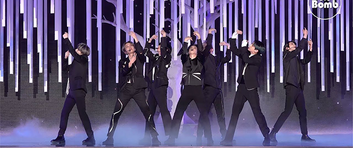 [BANGTAN BOMB] Stage CAM (BTS focus) @ Inkigayo
