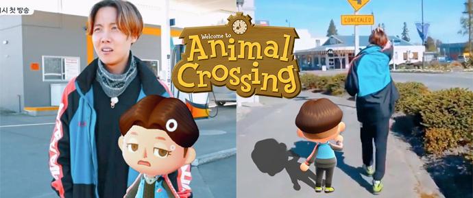 Os ARMYs recriaram o BTS no Animal Crossing e o resultado ficou totalmente adorável 🥰