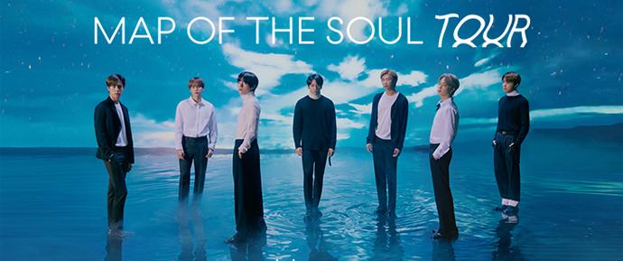 BTS cancela 'Map of the Soul Tour' na Coreia do Sul e ARMYs doam o dinheiro do reembolso