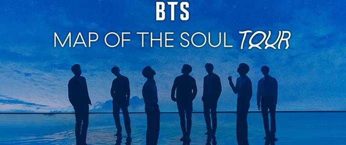 Comunicado oficial da Big Hit com relação ao futuro da Map Of The Soul Tour