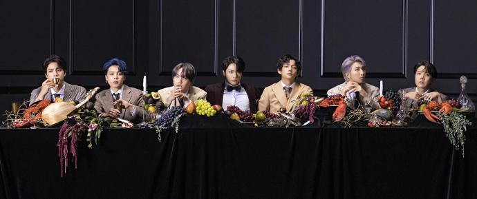 'Map of the Soul: 7' é agora o álbum mais vendido da história da Coreia do Sul