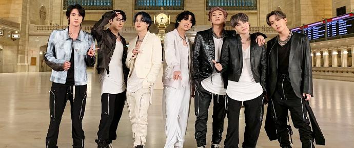 BTS conquista o quarto álbum número 1 da carreira no Billboard 200! 🎉