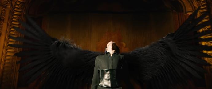 10 momentos deslumbrantes do Jimin no MV de 'Black Swan' 🦢🖤