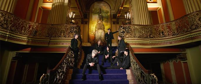 🎥 BTS – 'Black Swan' MV