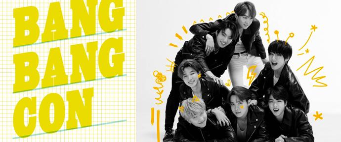 A maior live do mundo? 😱 BTS anuncia a Bang Bang Con, 2 dias de shows no YouTube!