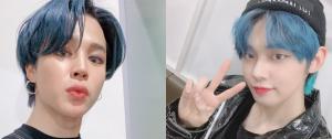 """Yeonjun (TXT) fala sobre Jimin: """"Fez meu coração palpitar um pouco"""" 💙"""