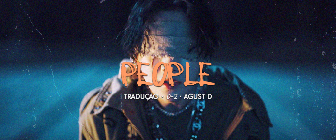 [LETRA] People – Agust D