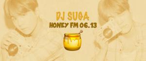 [V APP] 30.05.20 – SUGA & Jimin (DJ SUGA Honey FM 06.13)