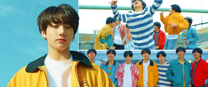 JungKook está indo rumo à dominação mundial e quebra mais um recorde com 'Euphoria' 💛