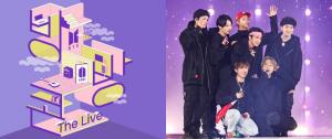 BTS convida os ARMYs para dentro do seu quarto com a BANG BANG CON: The Live! 😱