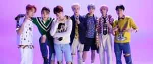 BTS é o primeiro artista coreano a receber o certificado de ouro por um álbum no Reino Unido!
