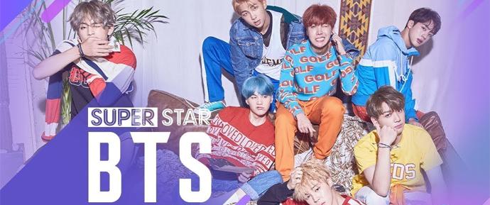 A empresa Dalcomsoft anunciou o fim do jogo Superstar BTS 😢
