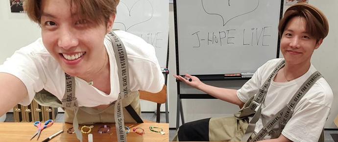 [V APP] 11.06.20 – J-Hope (Assista se estiver entediado (Aviso: você pode se frustrar round 2!)