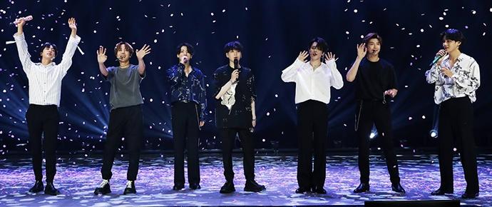 📷 BTS @ Bang Bang Con: The Live