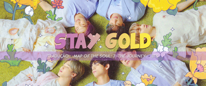 [LETRA] Stay Gold – BTS