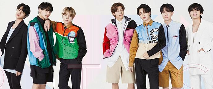 📷 BTS x Vogue Japan