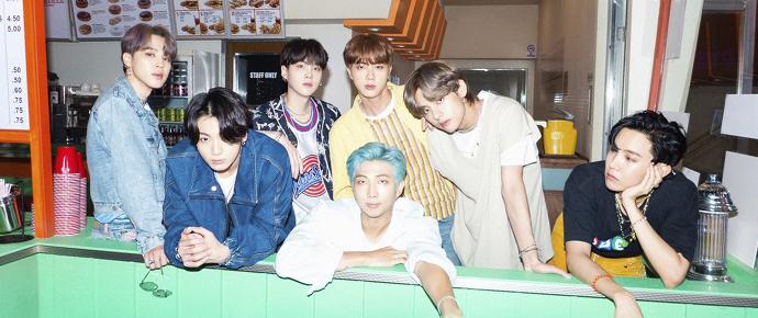 Entrevistas da divulgação de 'Dynamite' com o BTS