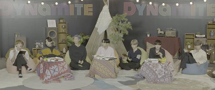 🎥 BTS – 'Dynamite' Countdown Live