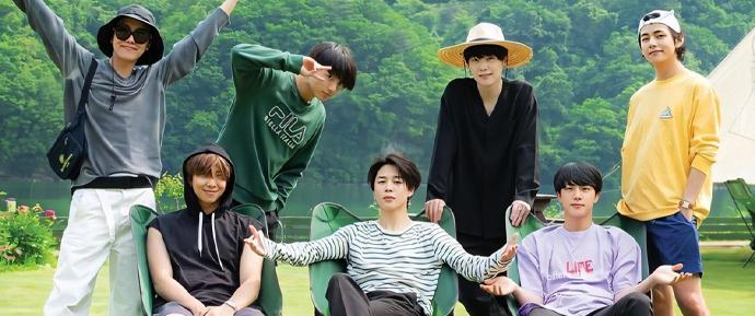 TUDO que você precisa saber antes da estreia de IN THE SOOP, o novo programa do BTS! 🌳