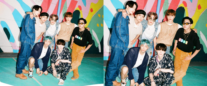 Os reis do K-Pop estão de volta! BTS mostra a sua vibe disco no teaser de 'Dynamite' 🧨