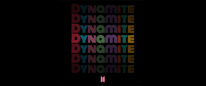 [LETRA] Dynamite – BTS