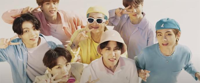 As referências do BTS no MV de ʽDynamite' vão te encher de nostalgia! 💖