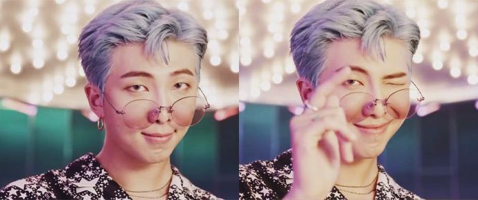 """RM rebate possíveis acusações de """"mudança"""" do BTS, e afasta os haters com classe!"""