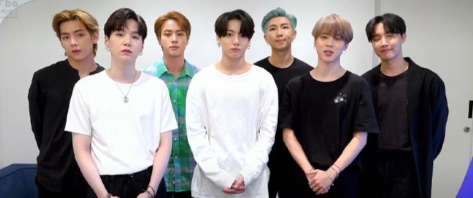 O BTS conquistou três prêmios no Soribada 2020, incluindo o Daesang! 🏆