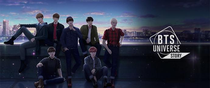 🎥 Trailer oficial de 'BTS UNIVERSE STORY'