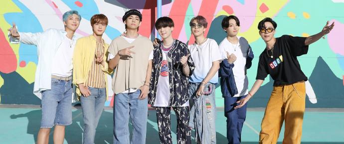 Com 'Dynamite', o BTS teve o maior lançamento no Spotify em 2020 até agora! 🤩
