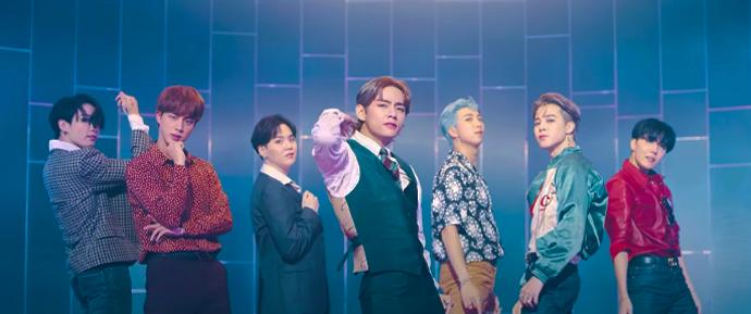BTS faz história ao conquistar um Perfect All-Kill nos charts coreanos com 'Dynamite'!