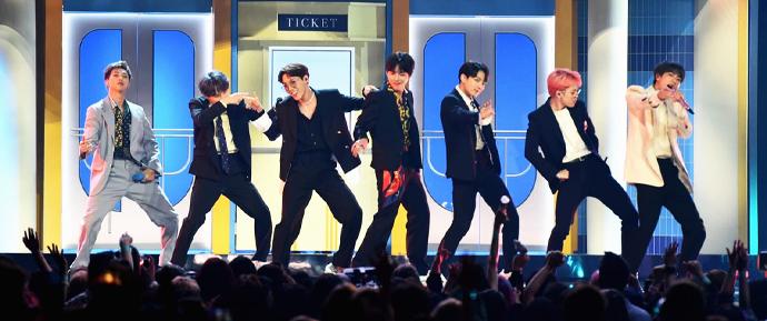 O BTS vai apresentar o novo single 'Dynamite' no VMAs + indicado em 3 categorias! 🎉