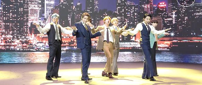 [BANGTAN BOMB] 'Dynamite' Stage CAM (BTS focus) @ MTV VMAs 2020