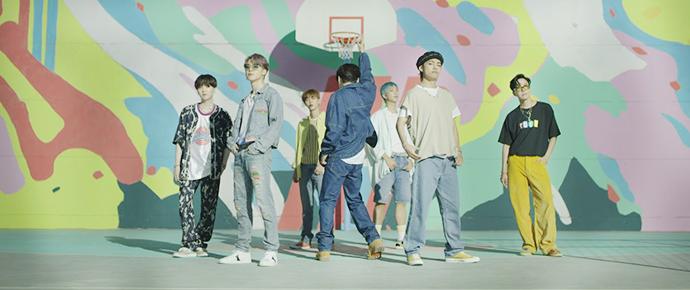 🎥 BTS – 'Dynamite' MV (Choreography ver.)