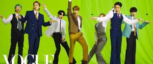 🎥 BTS x Vogue - Se preparando para o VMAs