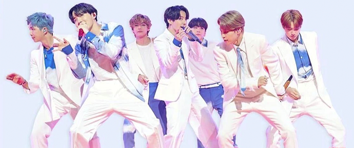 BTS @ Lotte Duty Free Family Concert