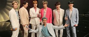 BTS @ iHeart Music Festival 2020