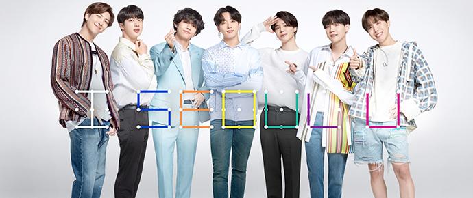 🎥 BTS @ Visit Seoul