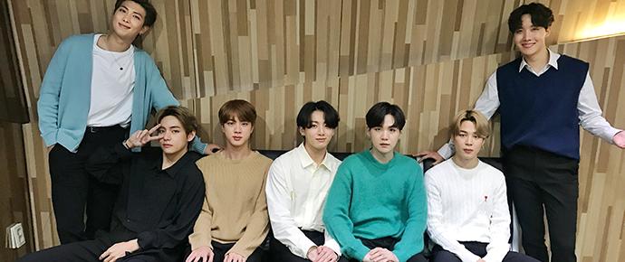 BTS @ KBS News 9