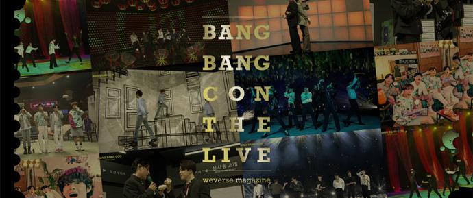 A 'Bang Bang Con: The Live' é uma porta aberta