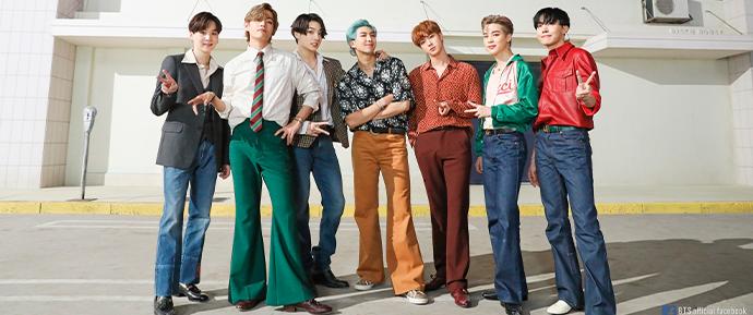 Contagem regressiva da Variety: BTS fala sobre o sucesso de 'Dynamite' nos charts