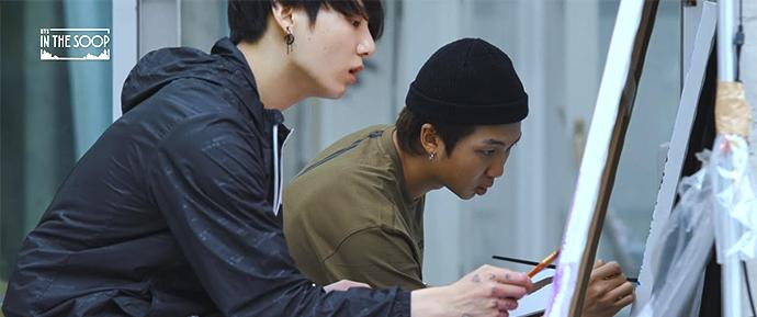 🎥 Teaser do 7º episódio de BTS 'In the SOOP'