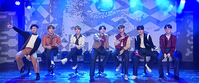 BTS fala sobre compor músicas na pandemia (e mais!) em entrevista para o Grammy Museum