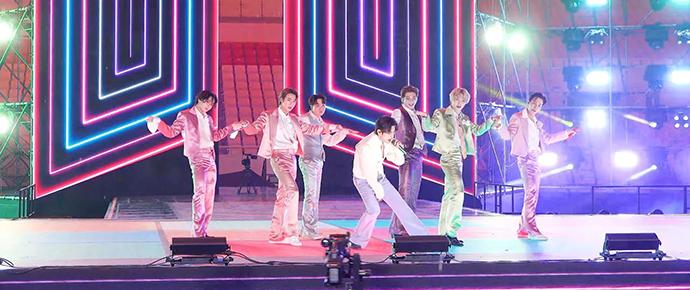 [BANGTAN BOMB] 'Dynamite' Stage CAM (BTS focus) @ 2020 AMAs