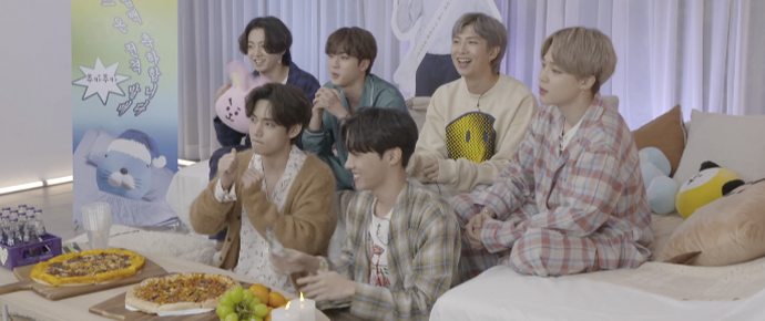 [V APP] 20.11.20 – BTS 'Live Goes On'